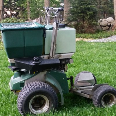 lawn mover and iproper mowing height Dairen CT 06820